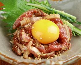 河内鴨のやわらかさと甘みを味わう『河内鴨の炙りステーキ』