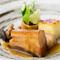 豚の味を楽しむ『ヤンバル豚のコンフィ―季節のお野菜と共に』