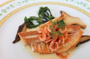 日替わり厳選素材で創り上げる『本日、沼津港よりの魚料理』