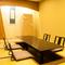 地下個室は、掘りごたつ式の座敷もあります