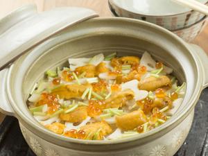季節によって替わる味、ゆっくり時間をかけてつくる『土鍋めし』