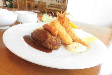 こだわり食材ニューカレドニア産「天使の海老」を使用したスペシャルな一皿。天の川☆デラックス