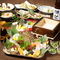 大切な接待や会食などに◇料理長激選の旬の食材を贅沢に使った一押しコースとなります。