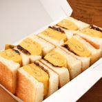 お土産用『厚焼き玉子のサンドイッチ』