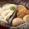 関西炊きの出汁が深い味わい『能登屋のおでん盛り合わせ』  冬季限定