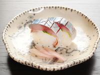 味、ボリュームともに大満足の一品『鯖寿司』