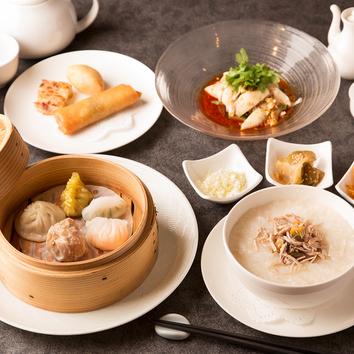 ◆飲茶ランチコース(平日限定)◆