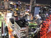 梅田 夜景 シーフード トラットリア S dining