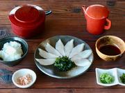 絶景レストランうずの丘のこれぞ淡路島しらす三昧!!といわれるしらす丼の十八番(おはこ)をお召し上がり下さい。