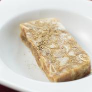 デリケートな味わいに魅了されます『ローマ風 コッパ』