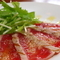三崎マグロのカルパッチョ