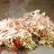 どっさりキャベツ&太麺のコンビ『広島焼』