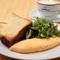 自家製パンと香り高いコーヒーの『トーストセット』
