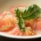 女性に人気の『まるまるトマトとパルメザンチーズおでん』