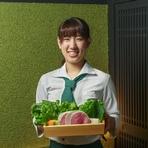 """野菜ソムリエが厳選した季節の野菜で""""包む""""専門店"""