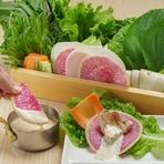 120分間食べ放題コースにチーズフォンデュ付!リッチに包んで楽しみたい方におすすめ!