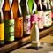 料理人オススメの佐賀の日本酒を、地場産食材の料理と共に