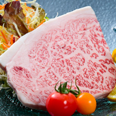 料理人の心意気、『特選佐賀牛 サーロインステーキ』