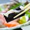 地元ならではの美味しい食べ方も提案、『刺身盛合わせ』