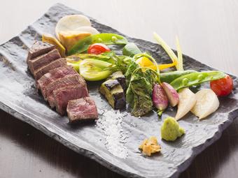 新鮮でおいしい野菜・魚料理が、リーズナブルに提供できる秘訣