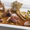 季節ごとに楽しめるジビエ料理も人気