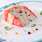 見た目もかわいいトスカーナの伝統的なドルチェ『ズッコット』/ zuccotto