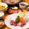 お昼から贅沢に焼肉を味わえる『ランチ「楽月コース」』