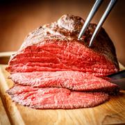 塊肉で肉祭り!