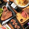 お肉が食べたい!女子会限定コース☆ コース料理に加え自家製サングリアやハウスボトルワインも飲み放題♪