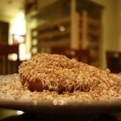 【冬限定】海老芋のフリット、トリュフ風味