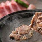 和牛の陶板焼