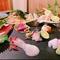 人気のお料理 & 2時間飲放題付のご宴会コースは、お一人様4500円!!3名様~前日まで要予約。