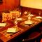 雰囲気抜群のオシャレ個室は女子会・誕生日会・飲み会に◎