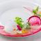 季節の素材に彩られた、まるで絵画のような『旬の野菜と魚を使ったカルパッチョ』