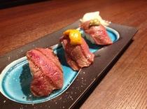 A4、A5ランクの厳選したお肉が登場『本日の和牛』