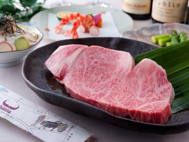 極上のブランド牛『特撰松坂牛サーロインステーキ』