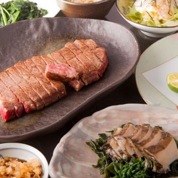 ◆ステーキディナー◆