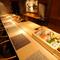 お好きなネタを選んでいただきながら、お好みのお寿司をどうぞ!
