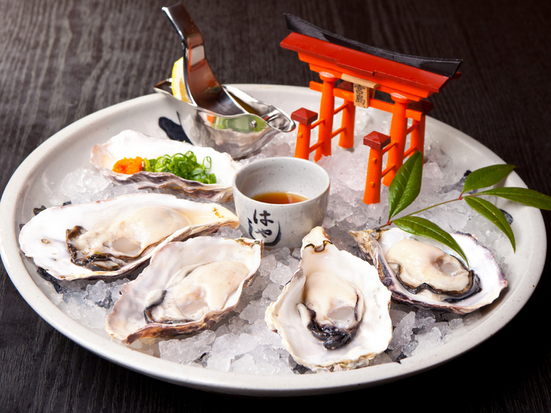 「焼き牡蠣のはやし」の画像検索結果