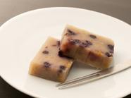 辛口で華やかな味わいの日本酒と好相性『スパイスの白羊羹』