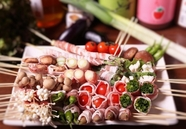 【野菜肉巻き串】豚の旨みと野菜の旨み、「焼き」と「蒸し」どちらがお好み?
