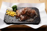 「サガリ」または、「ハラミ」から選べる『ステーキ』
