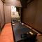 広くてゆったりとくつろげる個室は、全席掘りごたつ席です