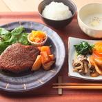 昔ながらの丹精こもったレシピが光る『洋食セット』