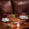 落ち着いた空間 豊富なワインと肉料理、デザートも楽しめる