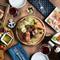 当店一番人気「京の肉」の赤身・霜降りがメインのフルコース!前菜からメインまで楽しめるコースです!