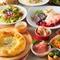 チーズ料理たっくさん。Premium女子会は2.5h飲放付3480円