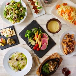 ★ニッチーズのお試しコース★ お肉とチーズを楽しむカジュアルイタリアンコースです!