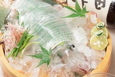 九州の名物料理をご堪能下さい!イチオシは呼子名物『泳ぎ烏賊』