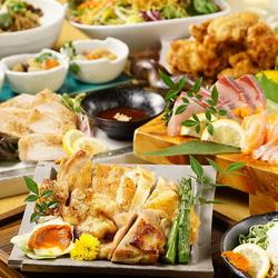 【宴会・飲み会に!】なんと、《4000円》で九州料理を満喫できる、コスパ最強の満足コース!